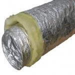 """Воздуховод изолированный AMERI-FLEX 6""""(7,6м)"""