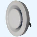 Рамка вентиляційна EVF витяжна  D=125