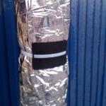 Держатель для воздуховода(плоский)